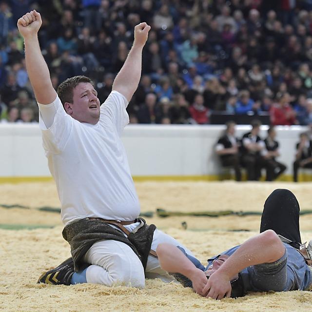 Florian Gnägi gewinnt das Berner Kantonalfest