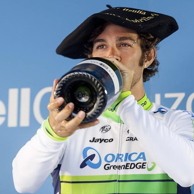 Matthews nach Spurtsieg neuer Vuelta-Leader