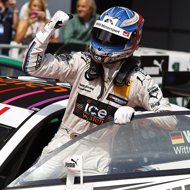 Wittmann vorzeitig DTM-Champion
