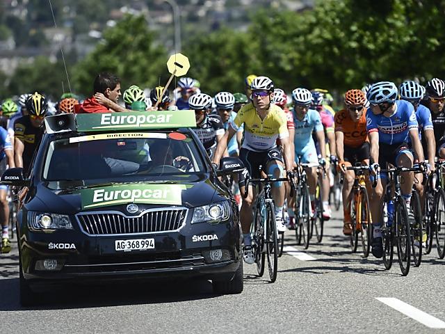 Tour de Suisse mit Abstecher nach Österreich