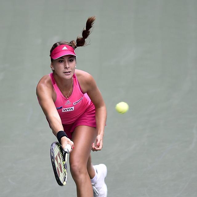 Bencic unterliegt in ihrem ersten WTA-Final