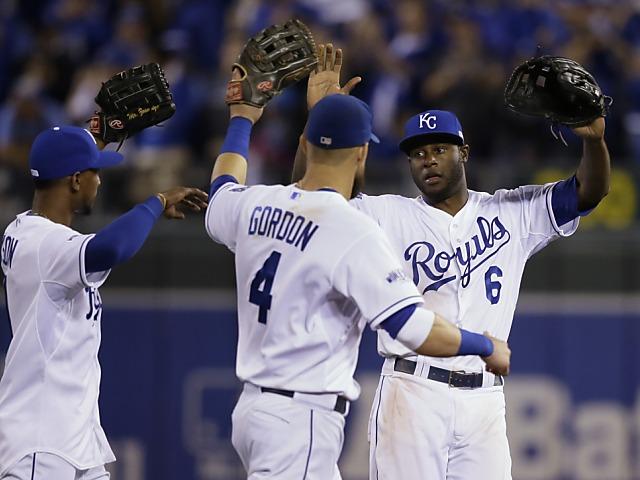 Kansas City Royals gleichen in World Series aus