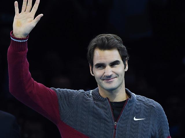 Verletzter Federer gibt Forfait für Masters-Final