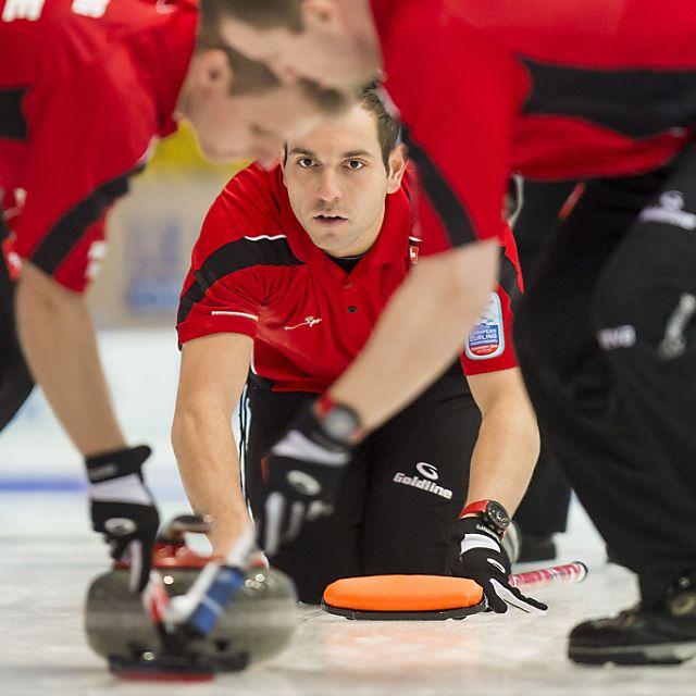 Schweizer Curlerinnen vorzeitig in den EM-Playoffs