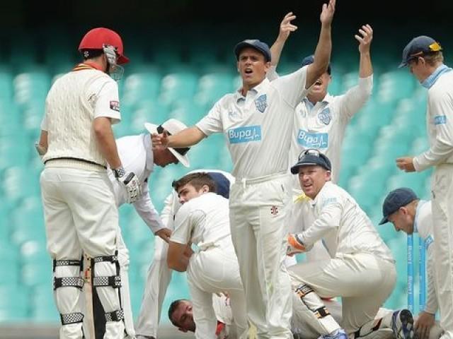 Australischer Nationalspieler stirbt nach einem Cricket-Spiel