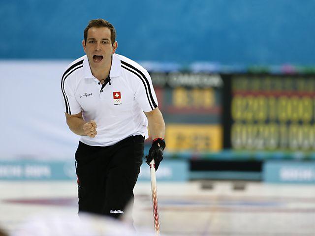 Bronze als verdienter Lohn für Sven Michels Curler