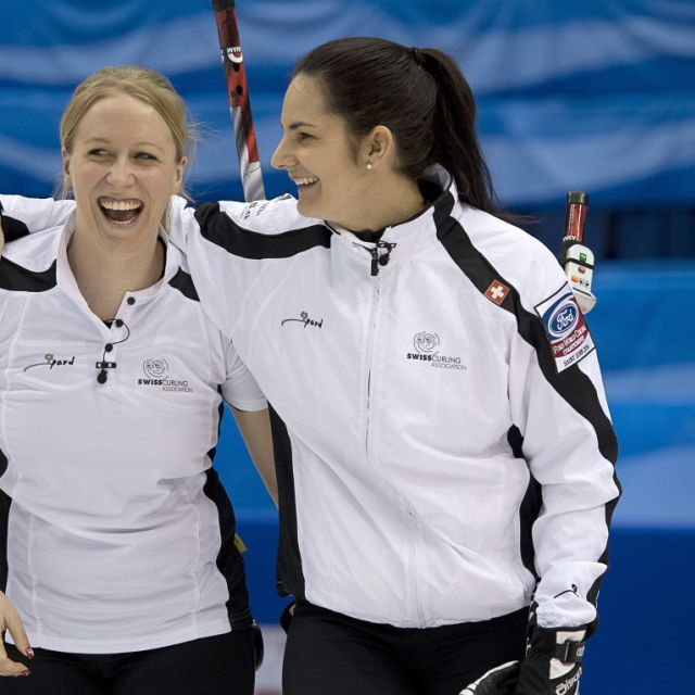 Die Weltmeisterinnen sind auch Europameisterinnen