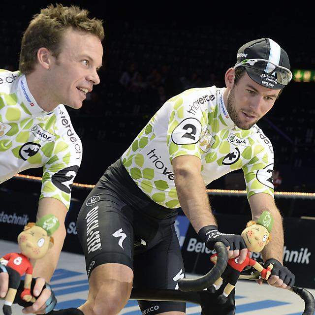 Cavendish/Keisse gewinnen Herzschlag-Finale
