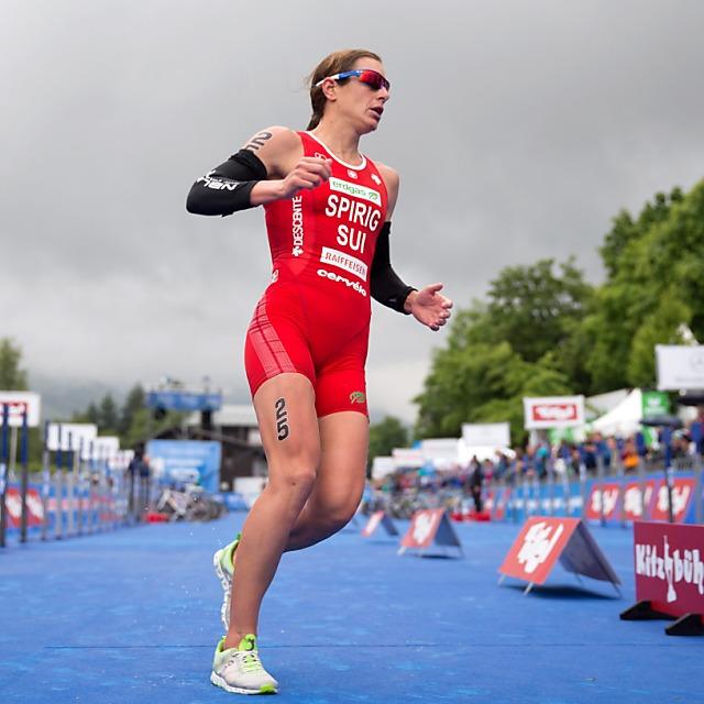 Nicola Spirig gewinnt Ironman Cozumel