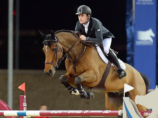 Scott Brash gewinnt Top-Ten-Final in Genf