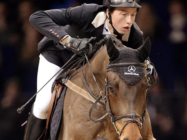 Martin Fuchs gewinnt Classic in Genf