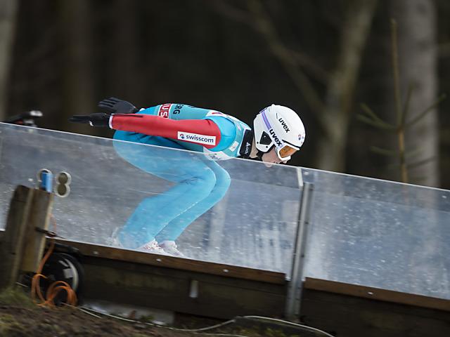 Schweizer Quintett für Weltcup-Springen qualifiziert