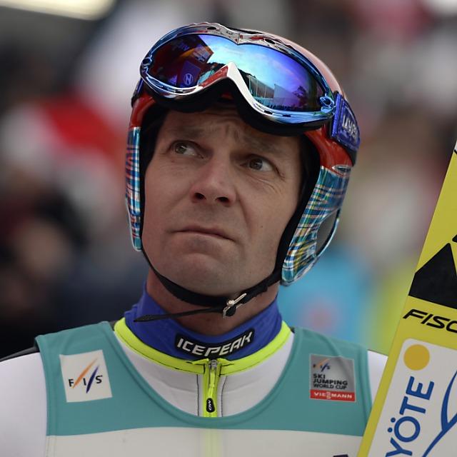 Vierschanzentournee ohne Rekordsieger Ahonen
