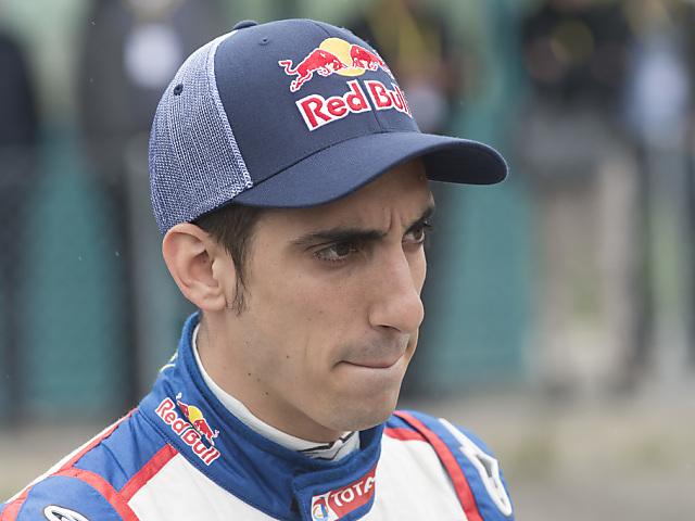 Buemi bleibt Ersatzfahrer bei Red Bull