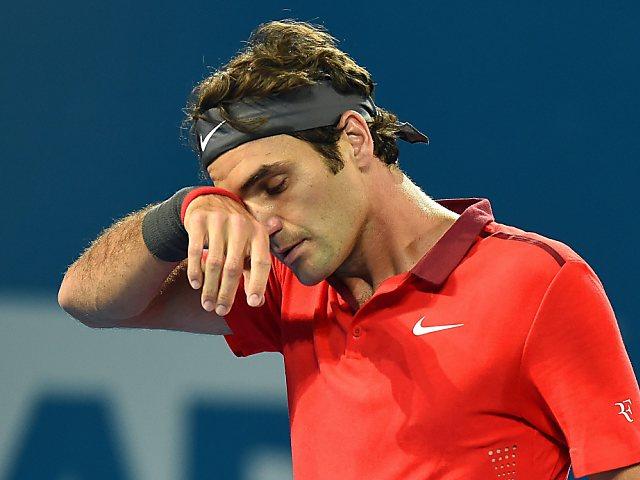 Federer bekundete grösste Mühe mit Millman