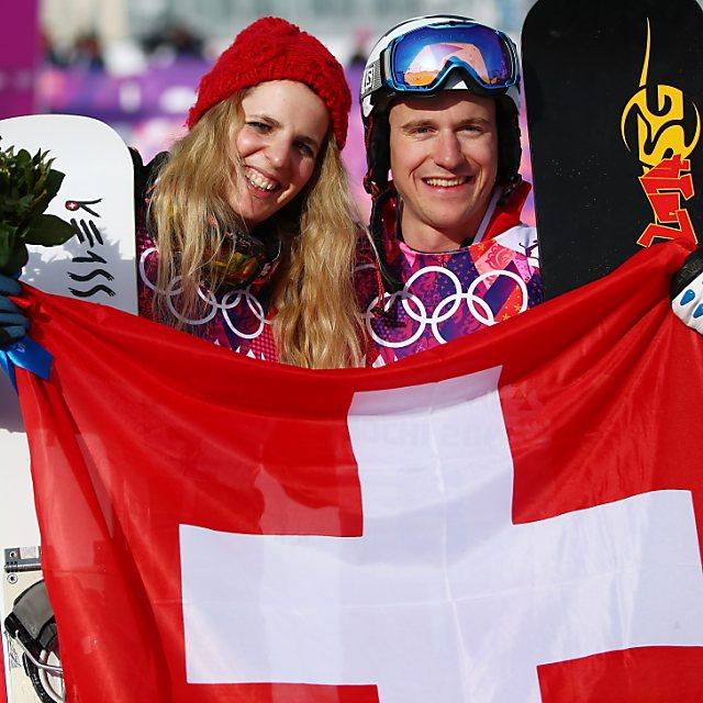 Sieg für Schweizer Alpinboarder im Teamevent
