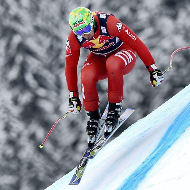 Südtiroler Dominik Paris Super-G-Sieger in Kitzbühel