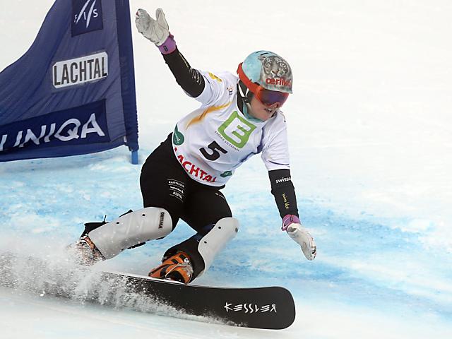 Schweizer Alpinboarder gehen erneut leer aus
