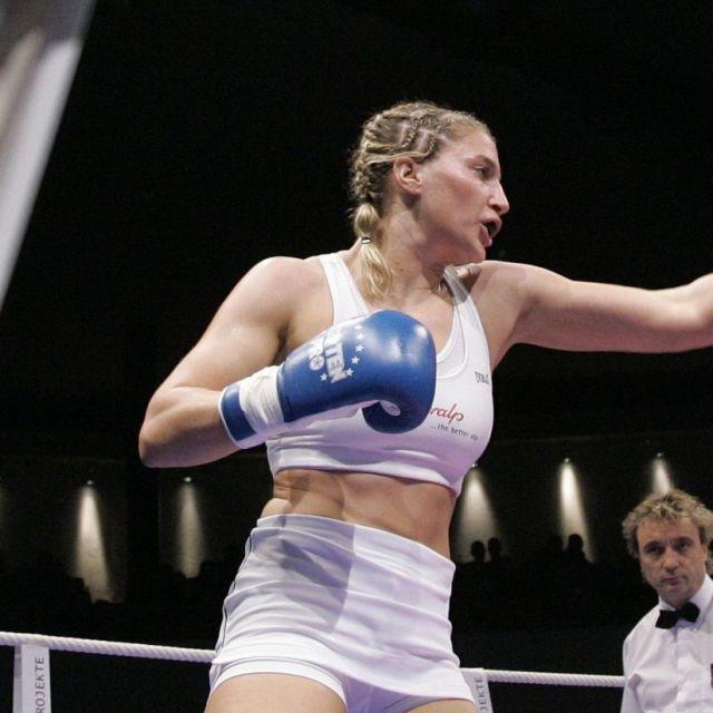 Nicole Boss kämpft um WM-Titel