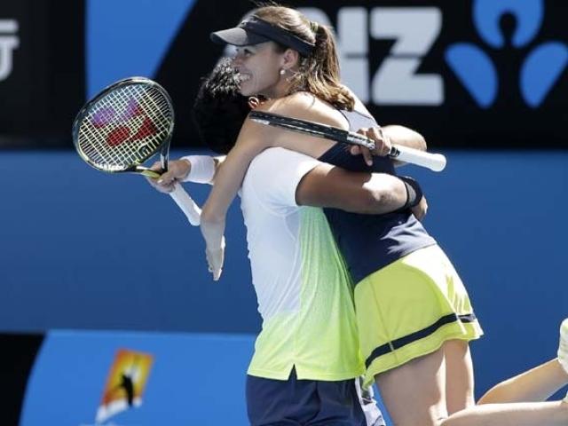 16. Grand-Slam-Titel für Martina Hingis