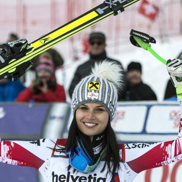 Anna Fenninger holt nach Olympia-Gold auch den WM-Titel