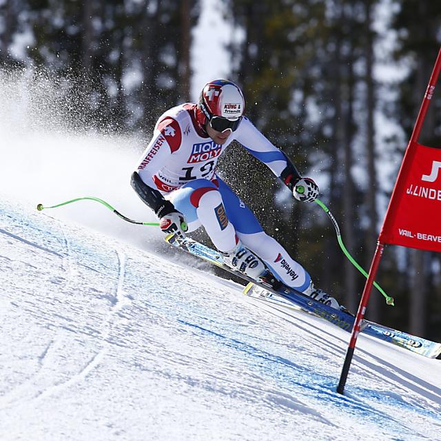 Patrick Küng Abfahrts-Weltmeister, Bronze für Beat Feuz