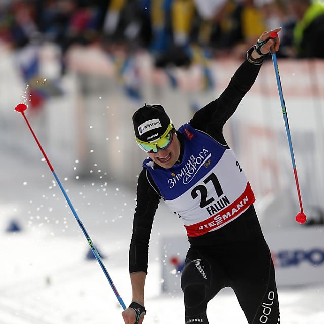 Ueli Schnider mit Halbfinal-Vorstoss bester Schweizer im Sprint