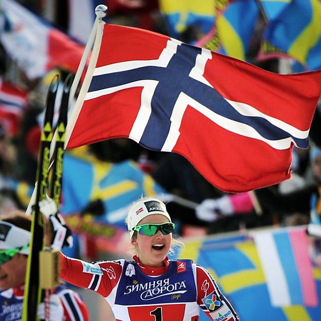 Männer-Staffel: Das ewige Duell Schweden vs. Norwegen