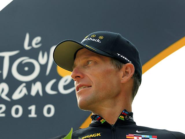 """Lance Armstrong wurde von UCI """"beschützt"""""""