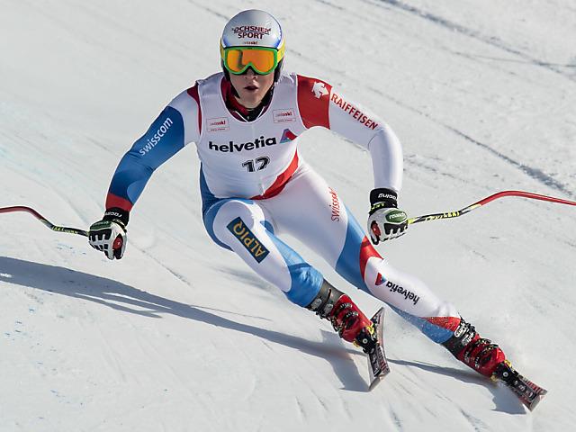 Niels Hintermann gewinnt Abfahrts-Bronze