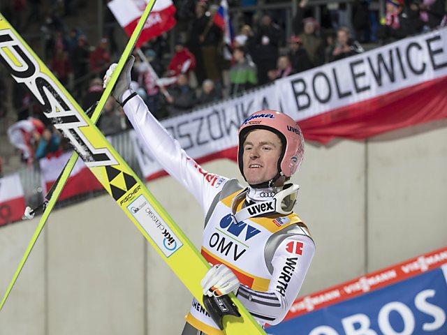 Freund gewinnt auch zweites Springen in Oslo