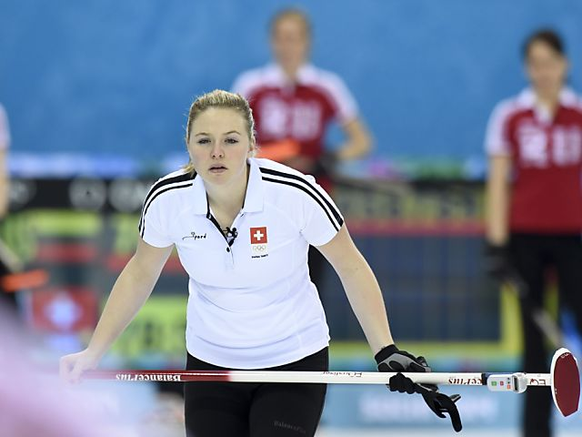 Sieg und Niederlage der Schweizer Curlerinnen