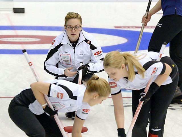 Überragender WM-Triumph der Schweizer Curlerinnen