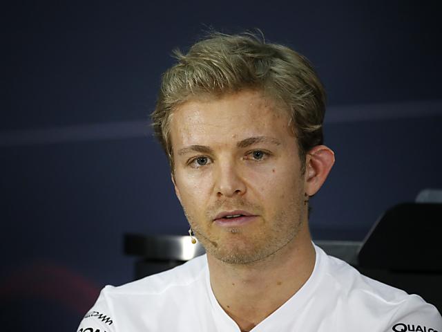 Je eine Bestzeit für Rosberg und Hamilton