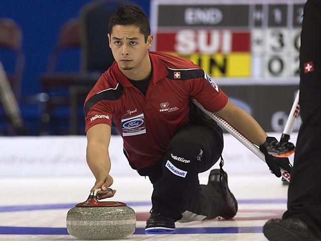 Schweizer Curler nach Niederlagenserie out