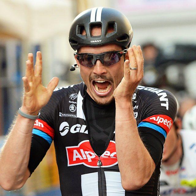 Degenkolb gewinnt Paris-Roubaix - Elmiger starker Fünfter