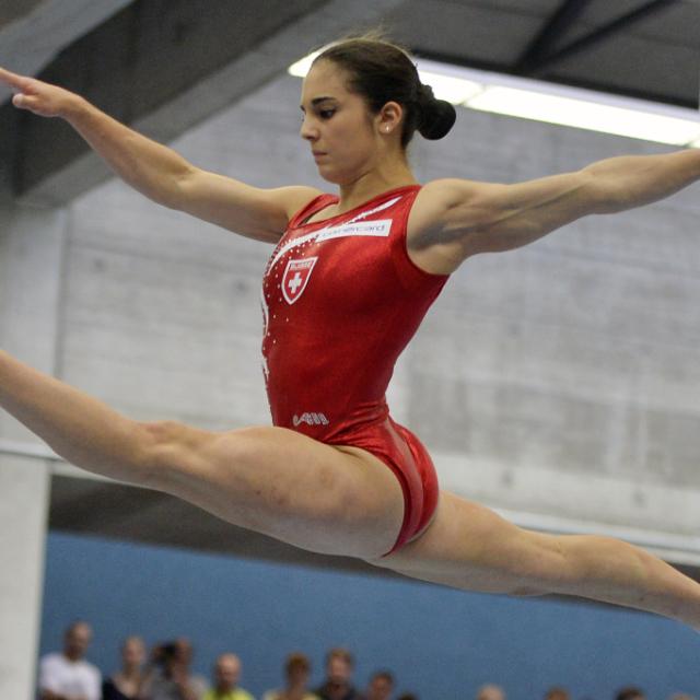 Giulia Steingruber greift nach drei Medaillen