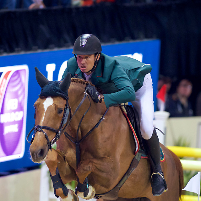 Steve Guerdat erstmals Weltcupsieger