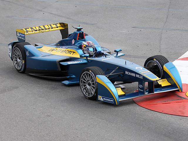 Zweiter Saisonsieg für Sébastien Buemi