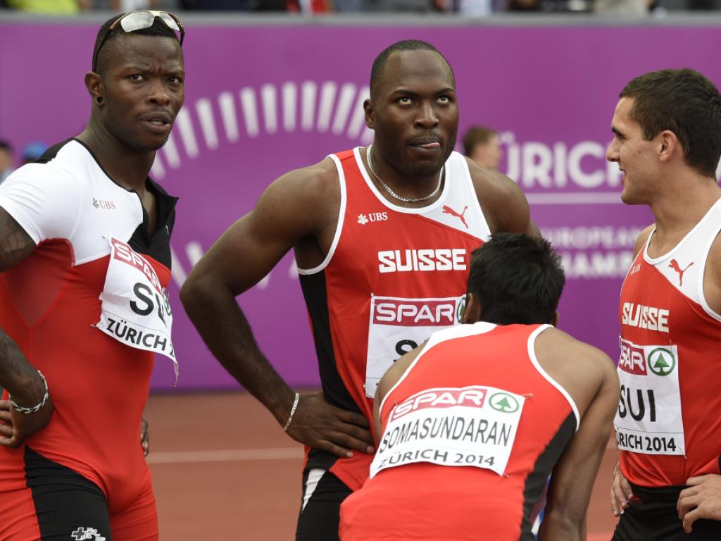 Swiss Athletics suspendiert Alex Wilson vom Staffel-Projekt