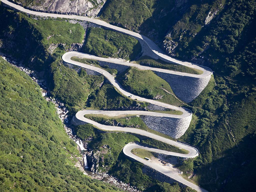 Ersatzroute der 3. Tour-de-Suisse-Etappe führt über die Tremola