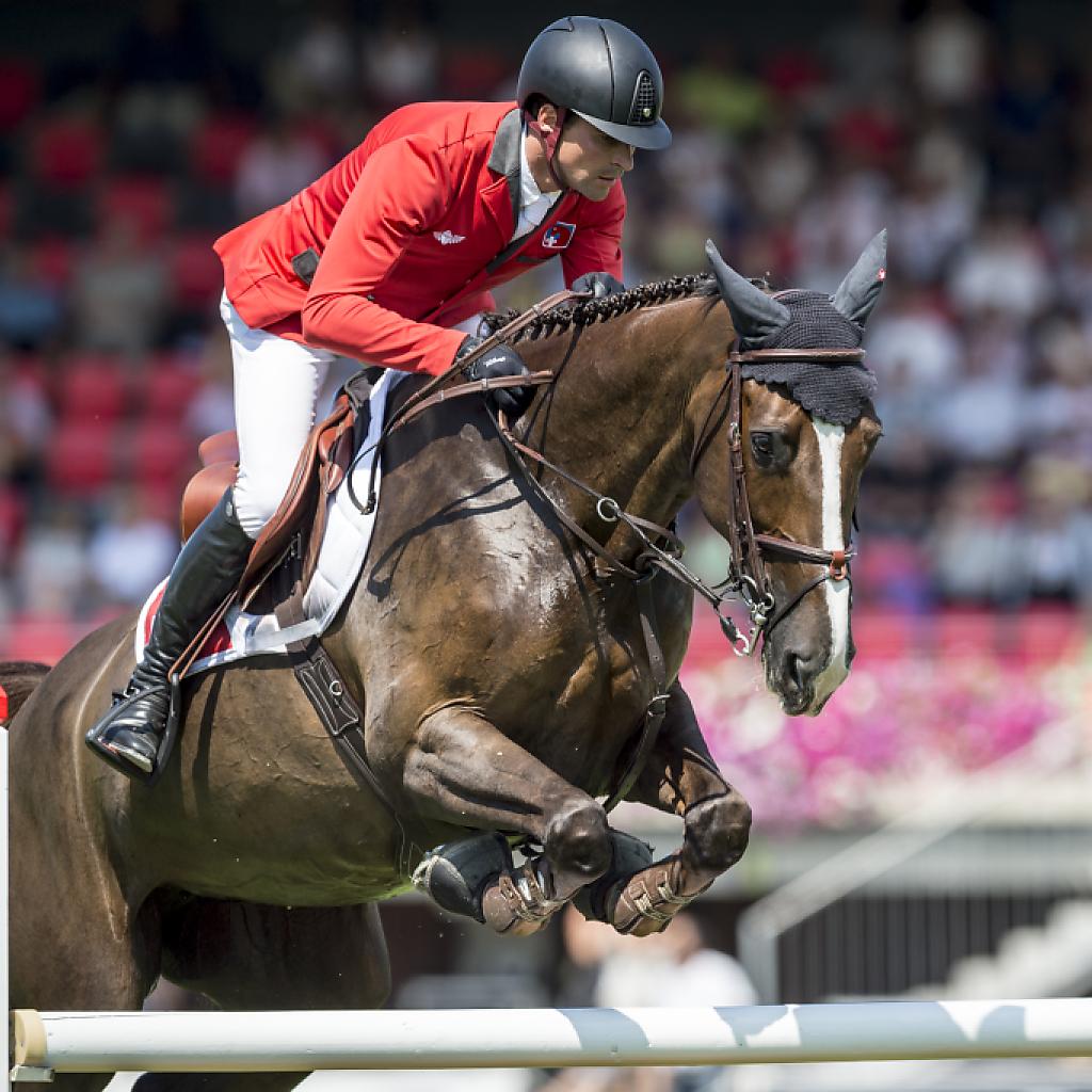 Duguet gewinnt vor Guerdat den Grand Prix beim CISIO St. Gallen
