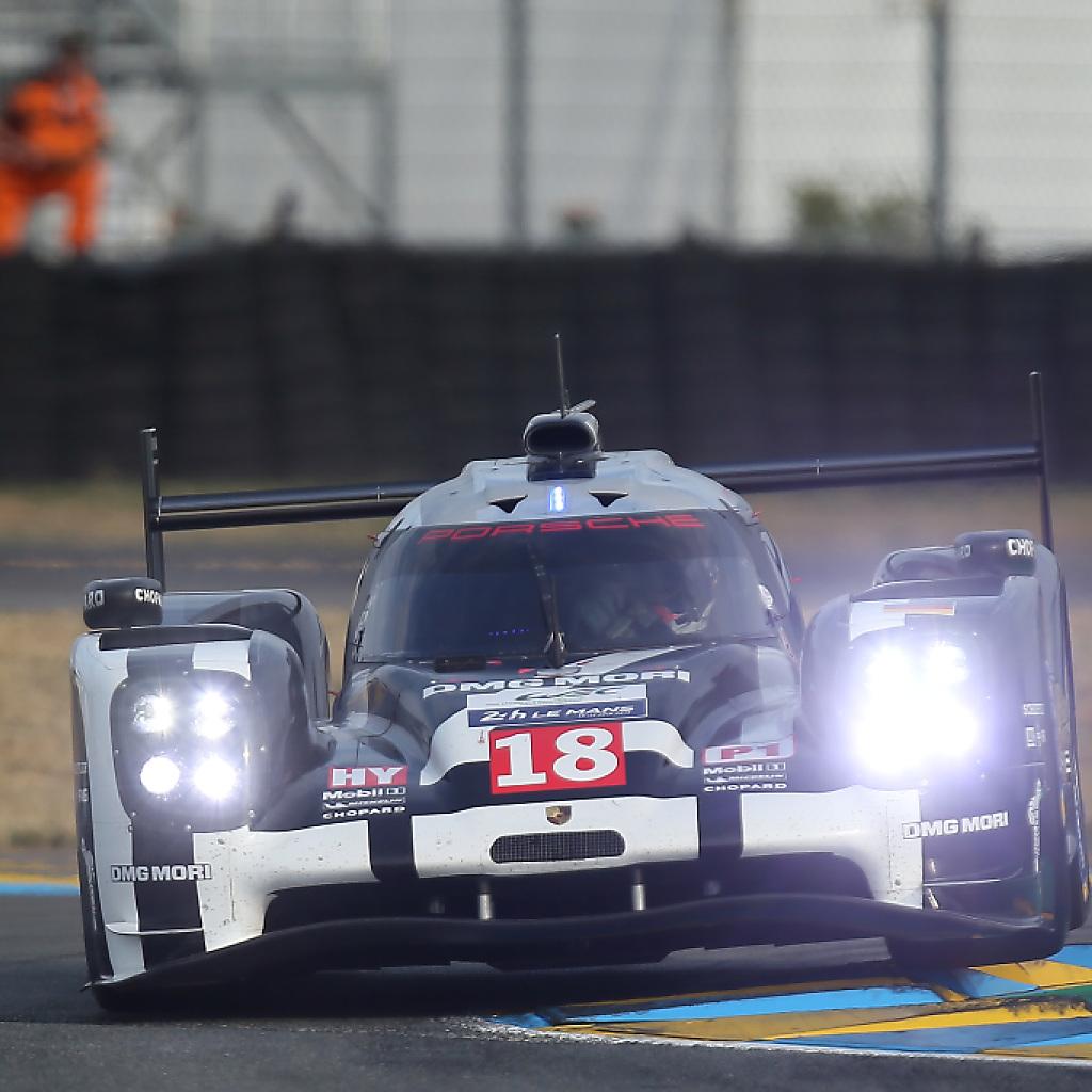 Jani holt Pole-Position und Rekord für Porsche in Le Mans