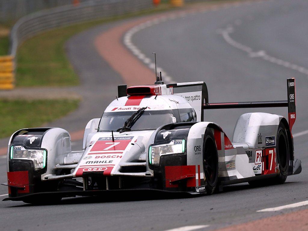 Fässler in Le Mans von Porsche geschlagen