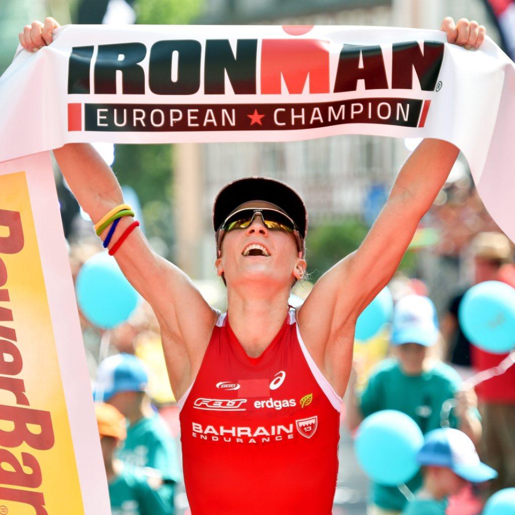 Ryf mit Streckenrekord zu weiterem Titelgewinn