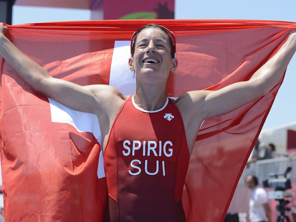Nicola Spirig mit fünftem Einzel-EM-Gold