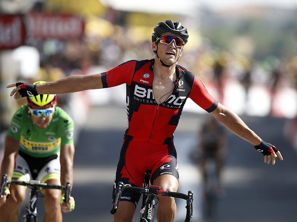 Greg van Avermaets Premierensieg an der Tour de France
