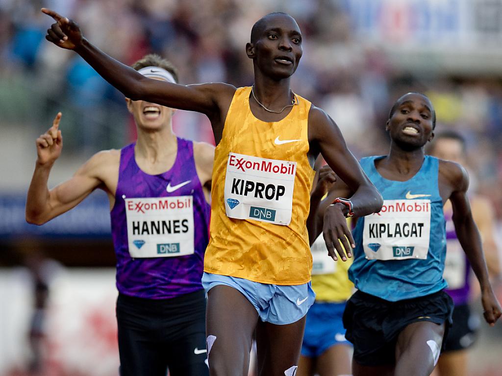 Genzebe Dibaba verbessert 22 Jahre alten Weltrekord über 1500 m