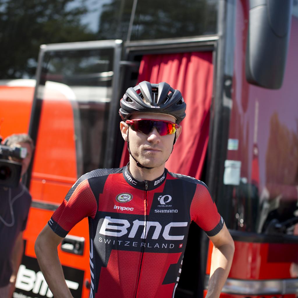 Mathias Frank neu Achter in der Gesamtwertung