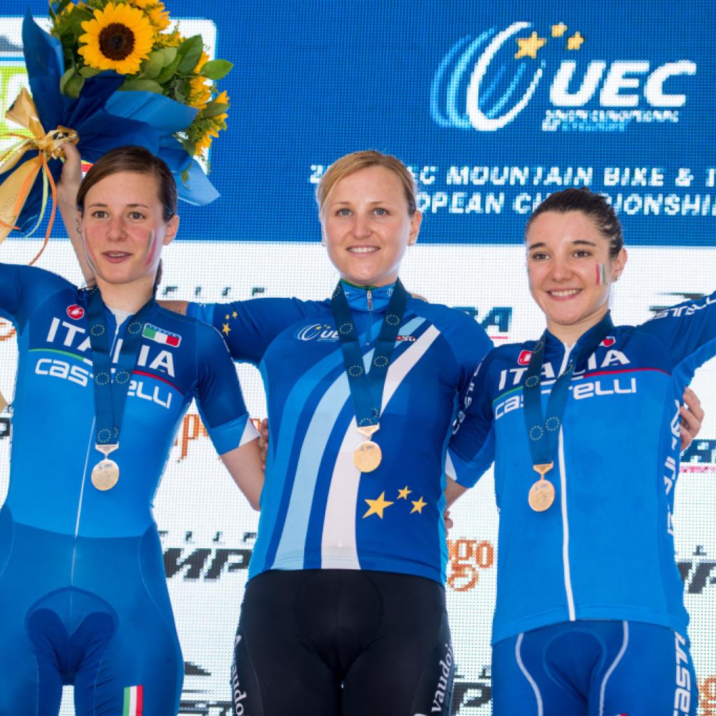 Stirnemann wieder Eliminator-Europameisterin